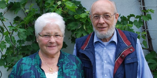Ursula und Hans Walrafen