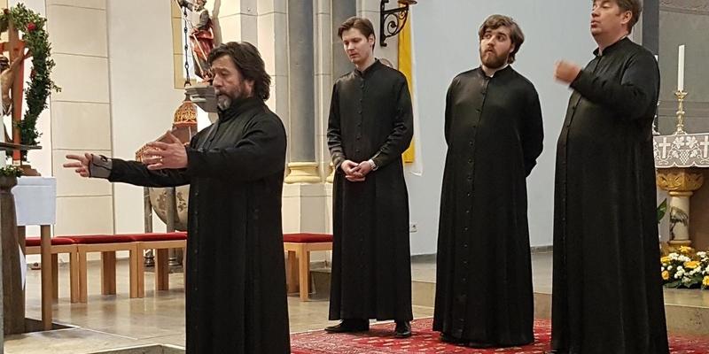St. Daniels Chor Moskau