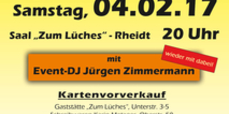 Karneval meets Party