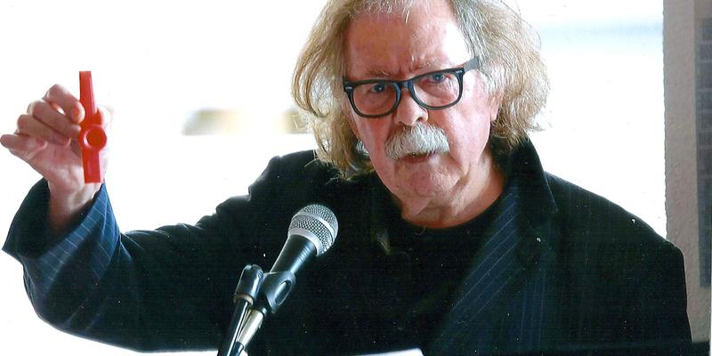Wortakrobat und Kabarettist Michael Mohren