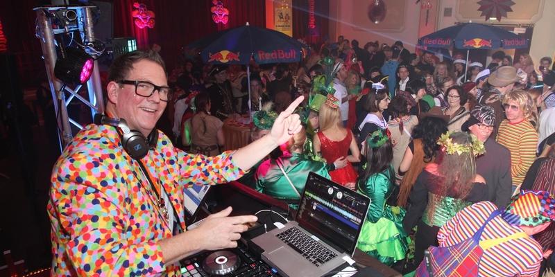 Event-DJ Jürgen Zimmermann