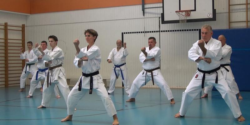 Karate-Anfängerlehrgang für Erwachsene