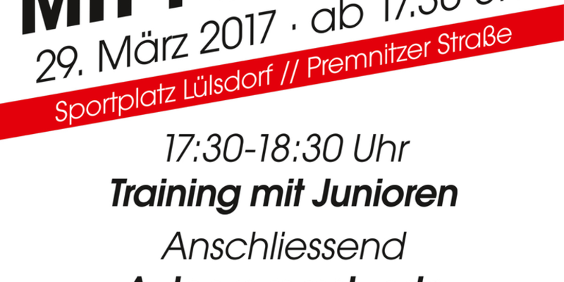 Der 1. FC Köln kommt nach Lülsdorf!