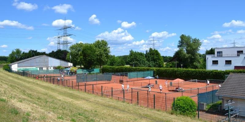 Tag der offenen Tür beim WSV BW Rheidt -Tennisabteilung-