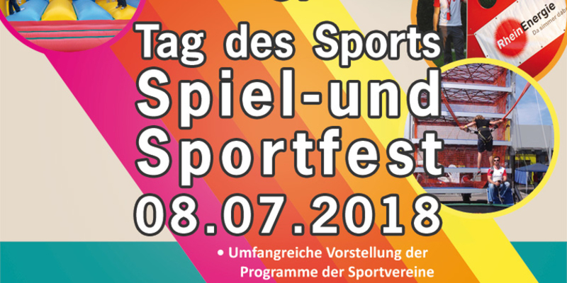 Tag des Sports in Niederkassel