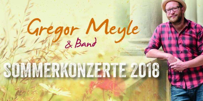 Gregor Meyle – Open Air auf dem Eltzhof