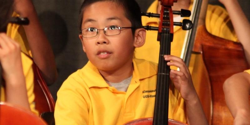 Klassenstreicher-Konzert im Porzer Rathaussaal
