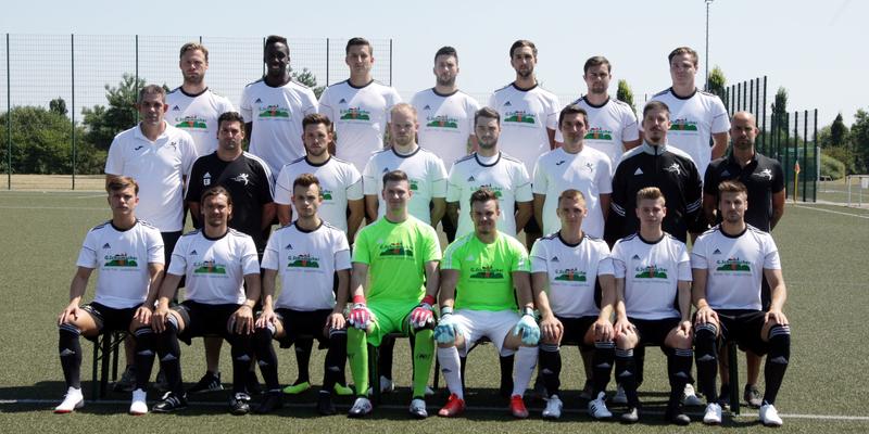 Die Mannschaft des TUS Mondorf