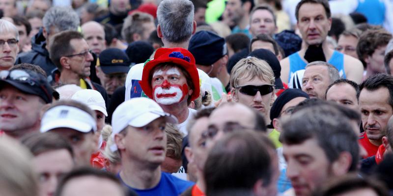 Kölner Halbmarathon ist ausgebucht