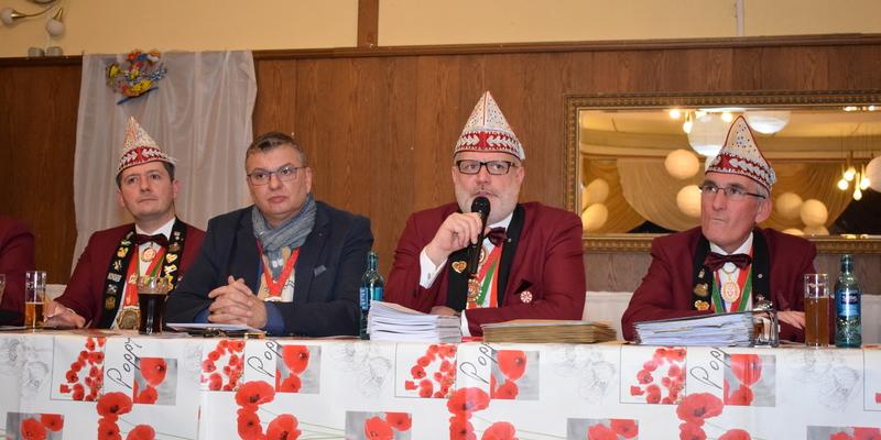 Klare Ansage: Rheed es doll avver net voll! Eine neue Aktion des Festkomitees Rheidter Karneval unter der Schirmherrschaft von Bürgermeister Stephan Vehreschild