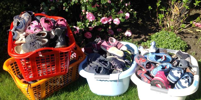 Schuhe für Pundo