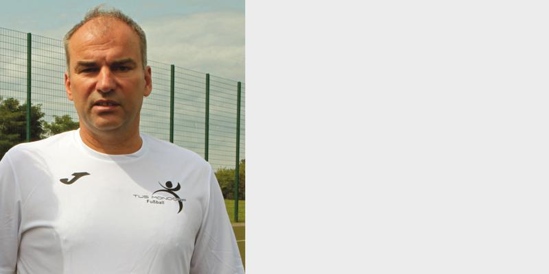 Trainer Jürgen Hülder bleibt auch weiterhin Coach des TUS Mondorf