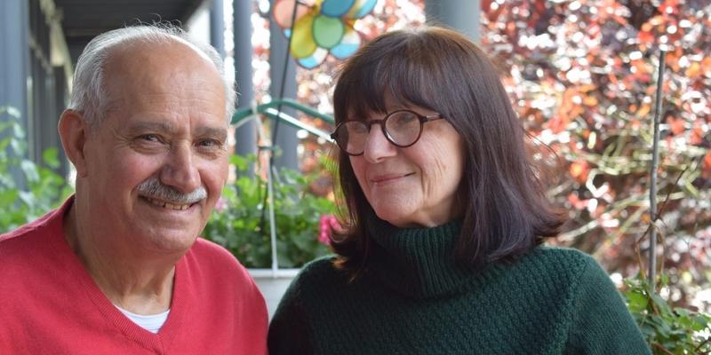 Ehepaar Sanzone