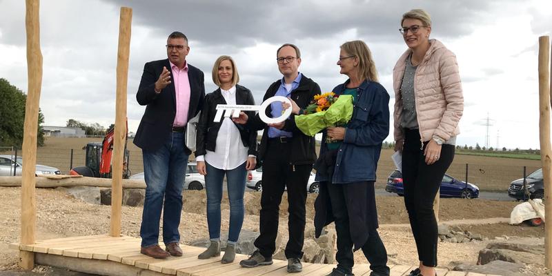 Offizielle Eröffnung der Kindertagesstätte