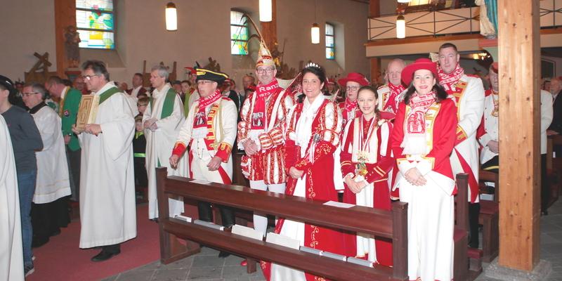 Seit 35 Jahren findet die Brauchtumsmesse in St. Ägidius Ranzel statt